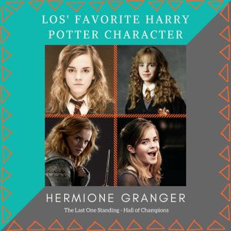 LOS' Favorite Harry potter Charachter